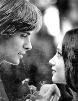 "an analysis of the 1968 franco zefferellis directed film version of romeo and juliet A 1968 film still from director franco zeffirelli's adaptation of shakespeare's   from the beginning of her interpretation of ""romeo and juliet."